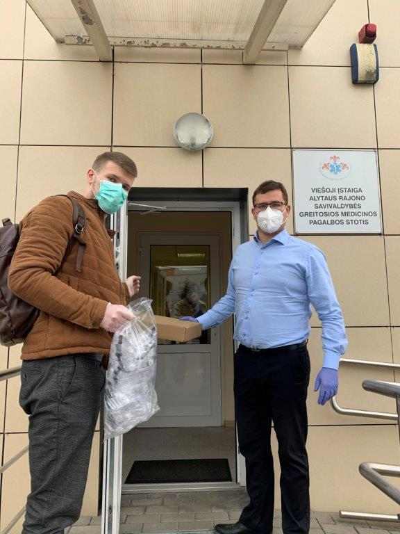 Laurynas Kasčiūnas: ką verta prisiminti, ko vengti pandemijos metu