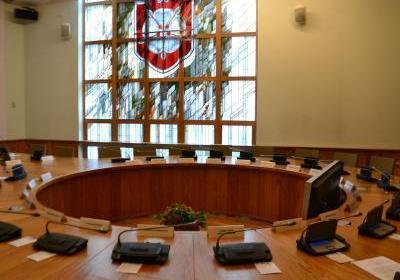 Šaukiamas savivaldybės tarybos posėdis: vyks nuotoliniu būdu